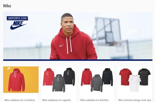 Rivoluzione Nike: adesso sbarca sul sito di Lidl