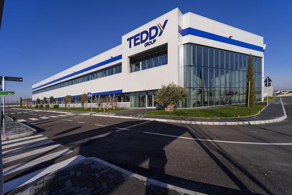 Teddy, 70 mln per nuovo centro di distribuzione