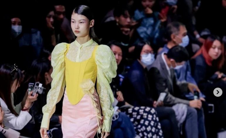 La Shanghai fashion week cede al Covid-19