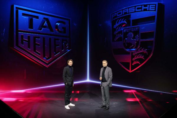 Deal strategico per Tag Heuer e Porsche