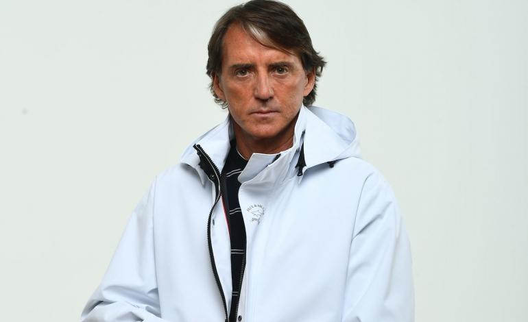 Roberto Mancini è il nuovo ambassador di Paul&Shark