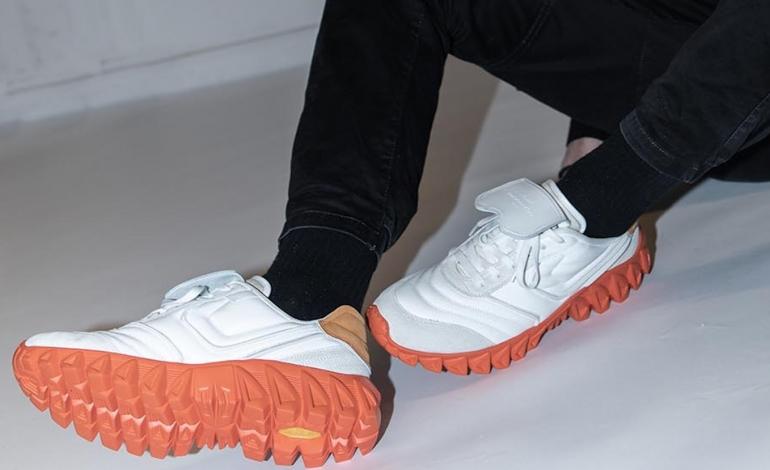 Pantofola d'Oro svela il modello Sneakerball