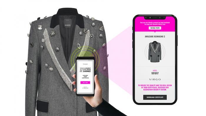 Pinko promuove l'economia circolare con la blockchain