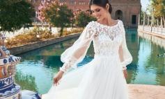 Pronovias sposa lo stile romantico di Marchesa