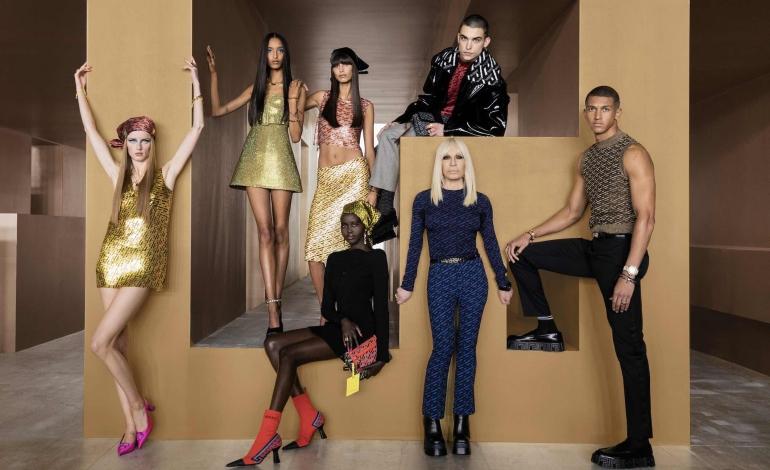 La moda oltre l'immagine. Versace conferma il ritorno della parola