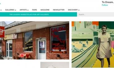 Kooness tra i migliori marketplace digitale d'arte per The Art Market 2021