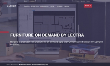 Lectra presenta la soluzione Furniture On Demand