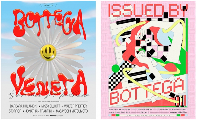 Bottega Veneta lancia il suo magazine digitale come 'sfida' ai social