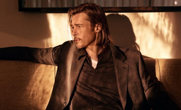 Brad Pitt firma una capsule speciale con Brioni