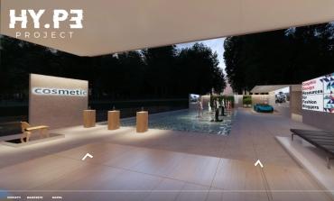 Johannes lancia HY.PE PROJECT. La piattaforma in 3D per ambienti virtuali immersivi