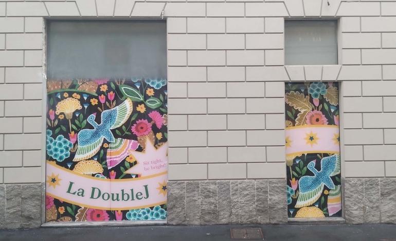 La DoubleJ sceglie Milano per l'esordio retail