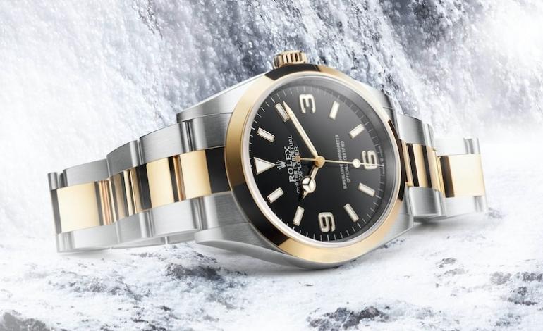 Rolex, Oyster Perpetual Explorer star del 2021