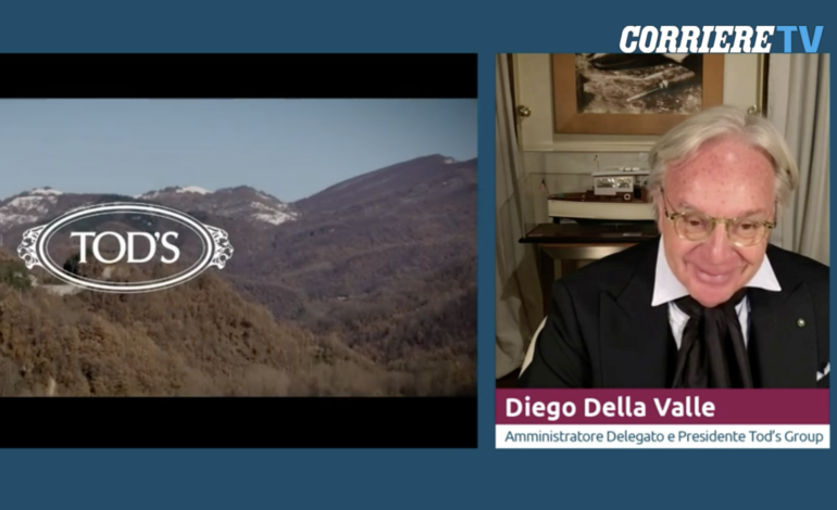 Della Valle apre all'ipotesi M&A con Lvmh