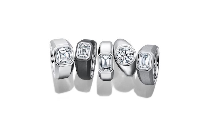 Tiffany, arriva l'anello di fidanzamento da uomo