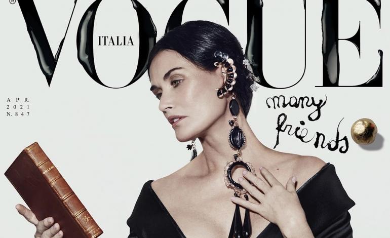 Lo stilista Kim Jones è guest editor di Vogue Italia