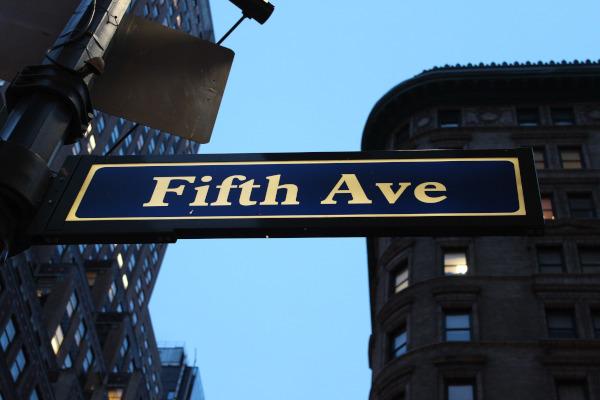 Fifth Avenue, c'era una volta. Ora è guerra di affitti