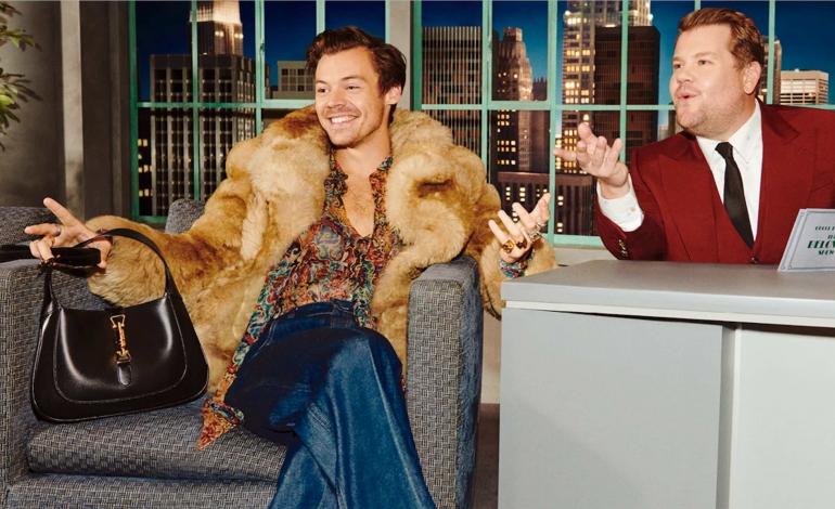 Gucci manda in onda il suo talk show retrò
