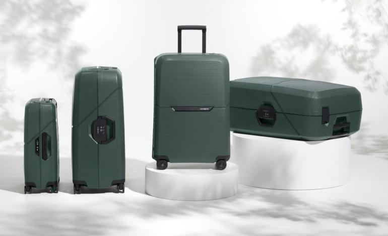 Samsonite lancia la linea green Magnum Eco