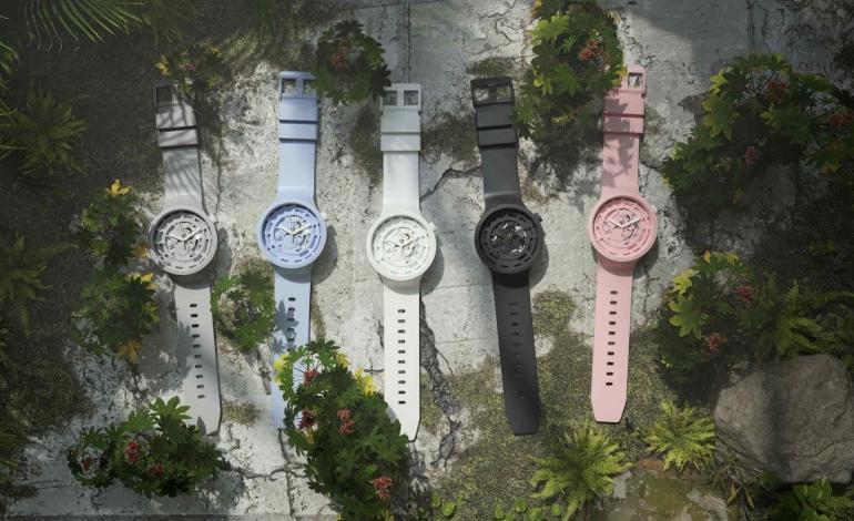 Swatch introduce gli orologi in bioceramic