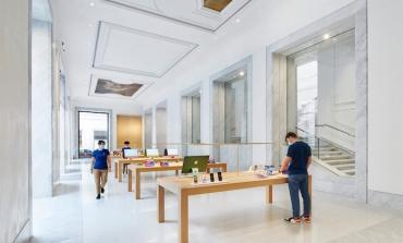 Arriva l'Apple Store a Roma in via del Corso