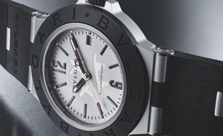 Steve Aoki personalizza lo stile di Bulgari Aluminium