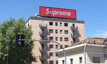 L'attesa è finita. Giovedì apre il primo flagship italiano di Supreme