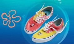 Vans si avventura nell'universo di SpongeBob