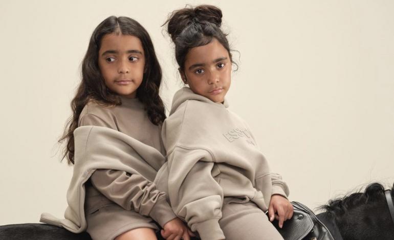 Fear of God debutta nel segmento kidswear
