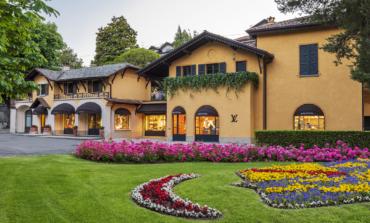Louis Vuitton apre il primo pop up store sul Lago di Como