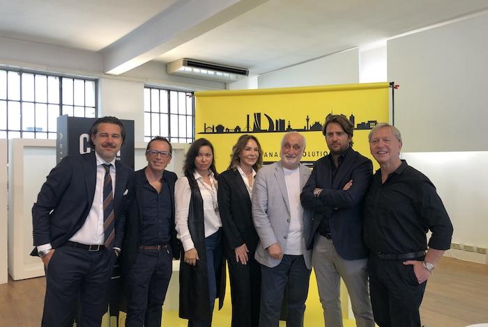 Camera Showroom Milano lancia Artisanal Evolution