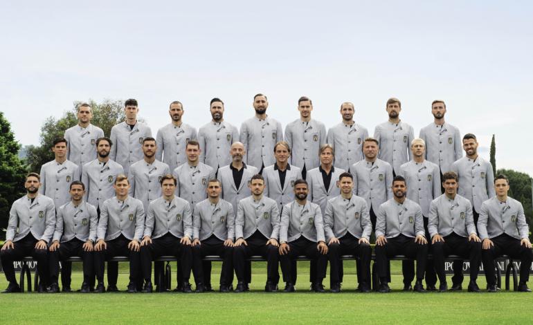 Armani veste la Nazionale agli Europei di calcio