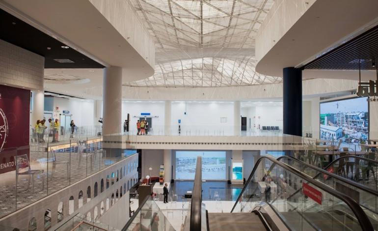Milano, inaugurata la nuova Linate