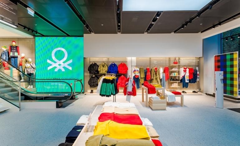 Benetton ricapitalizza la moda con 300 mln, obiettivo ritorno alla cassa dal 2023