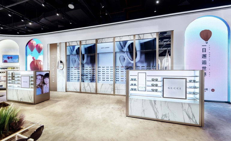Kering Eyewear punta su nuovo digital retail concept