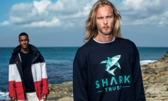 Paul&Shark disegna una capsule insieme a Shark Trust