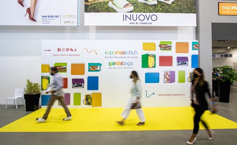 A Expo Riva Schuh e Gardabags più di 2.700 visitatori