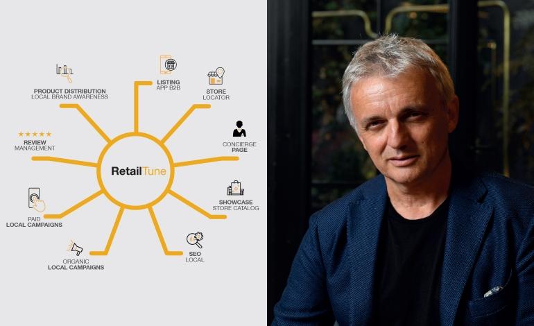 La rivoluzione del Drive to Store inizia dalla Concierge Page di RetailTune
