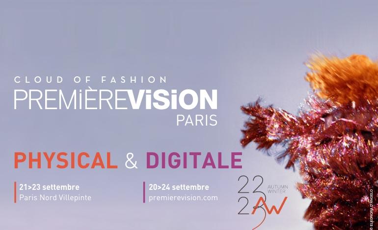 PREMIERE VISION PARIS, al via la registrazione per gli eventi fisici e digitali di settembre