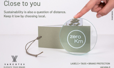 Varcotex - Ripartire dalla filiera corta a ZERO KM – Close to You, per rispettare la Terra