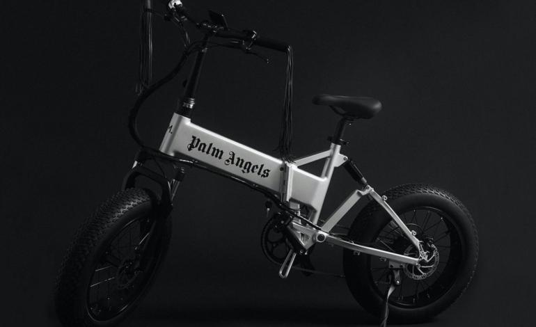 Palm Angels lancia l'e-bike con Mate