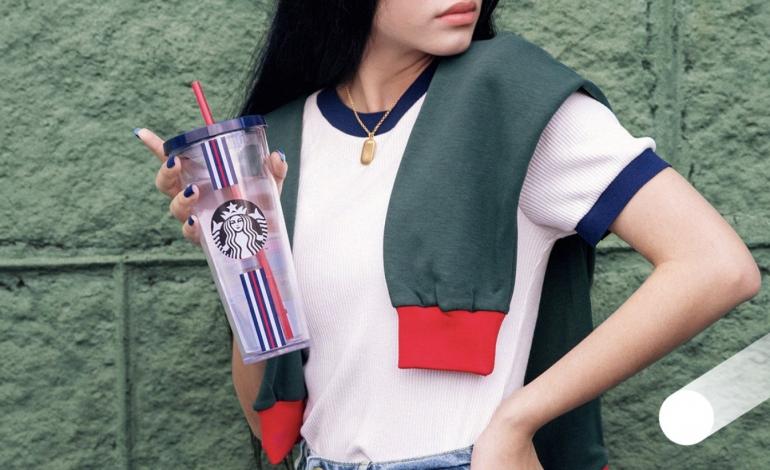 Fila personalizza il merchandising di Starbucks