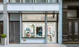 Versace apre una nuova boutique a SoHo