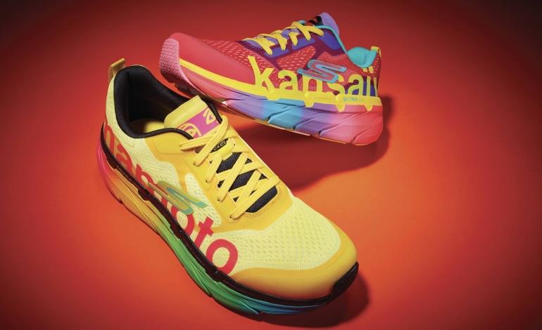 Skechers rende omaggio a Kansai Yamamoto
