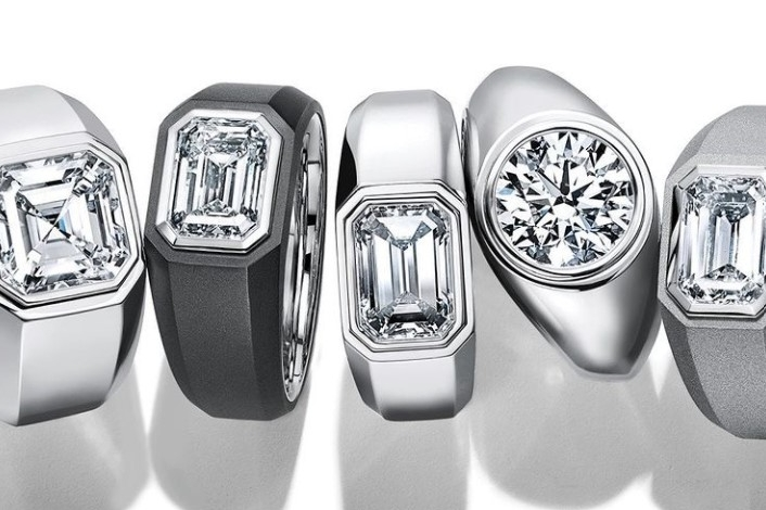 Tiffany, Verdeille a capo del jewelry design