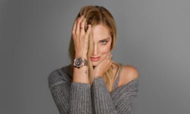 Chiara Ferragni è ambassador e volto di Hublot