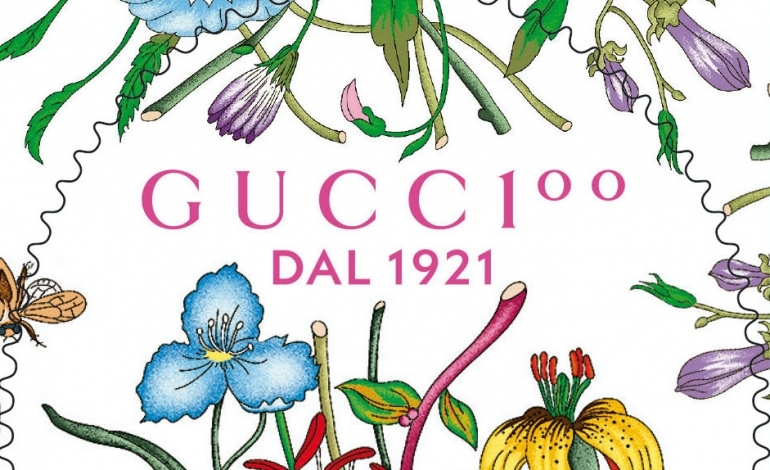 Gucci, dal Mise un francobollo per i 100 anni