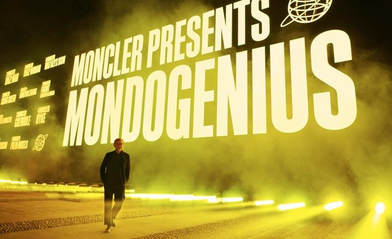 Moncler, 2,3 miliardi di reach per lo show di Mondogenius