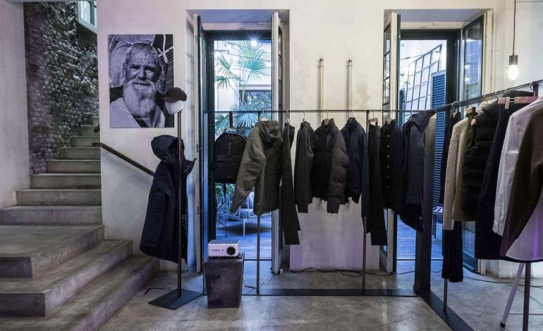 Ecoalf presenta a Milano la label premium 1. 0