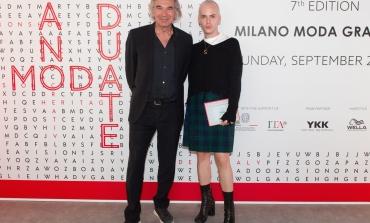 Milano Moda Graduate premia Gabriele Larcher