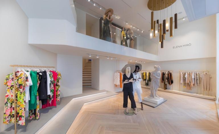 Elena Mirò, nuovo concept per il negozio milanese